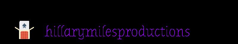 hillarymilesproductions.com